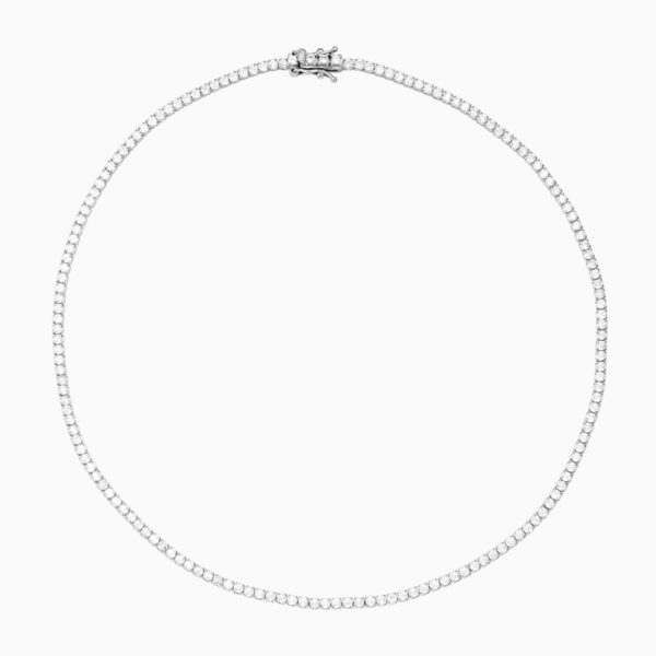 Colier din argint Manissi Tennis 2 mm