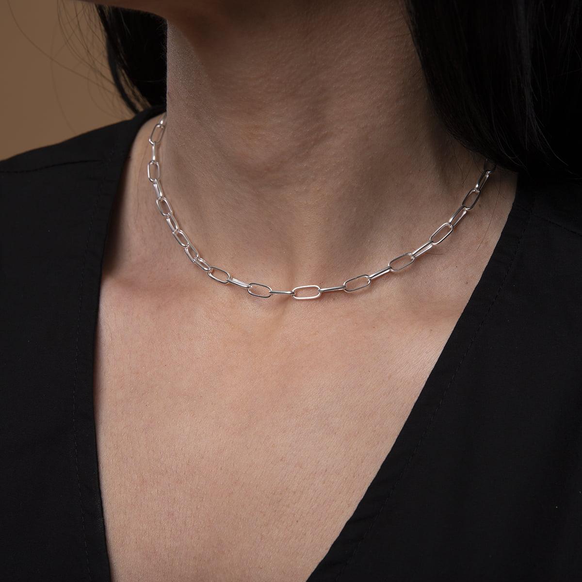 Lant din argint Manissi Chain